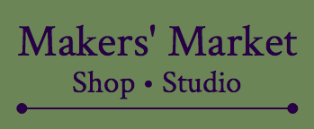 May through October you can find my  paintings at Makers' Market Shop and Studio in Brockville, Maine.