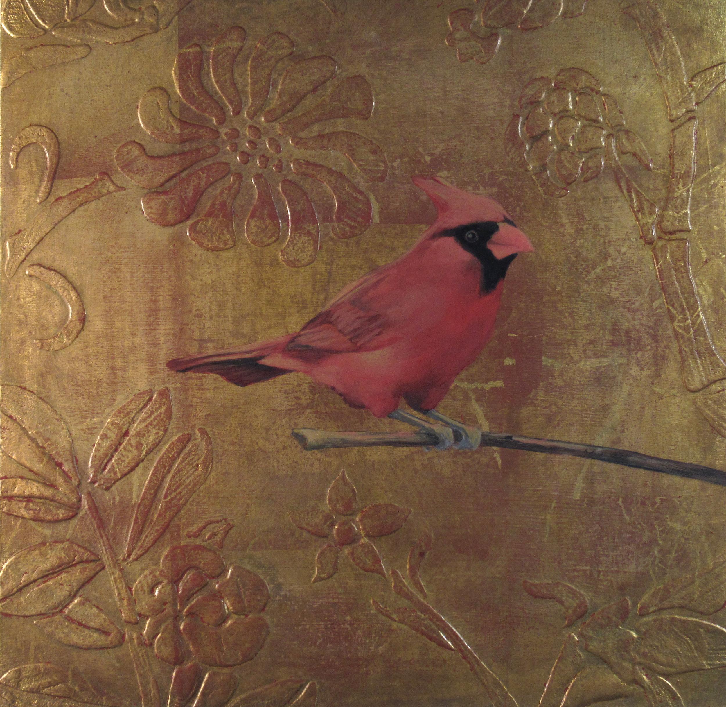 Cardinal for Camilla
