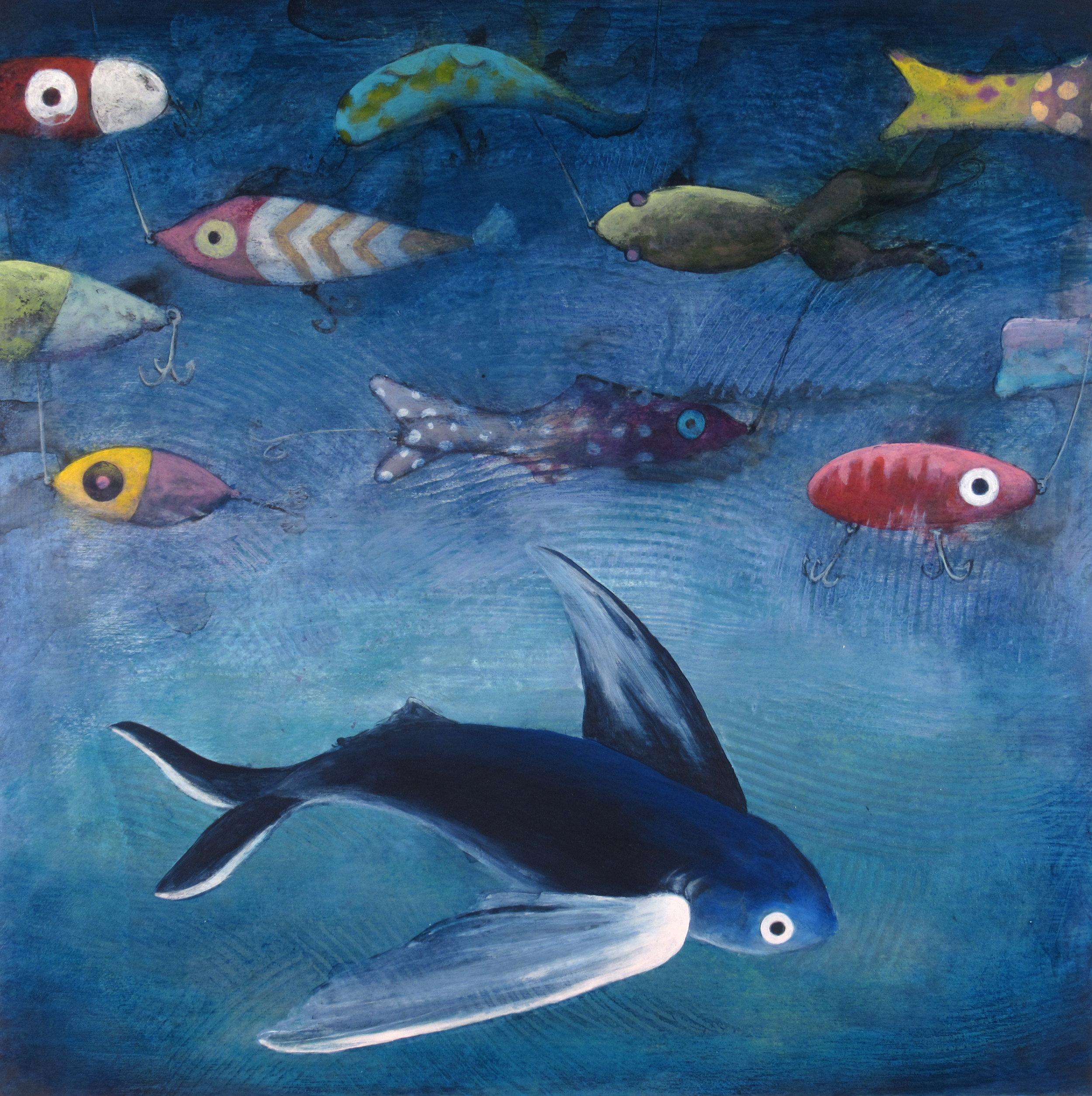 Under the Sea I ( Allured ) - Allegra's Menagerie