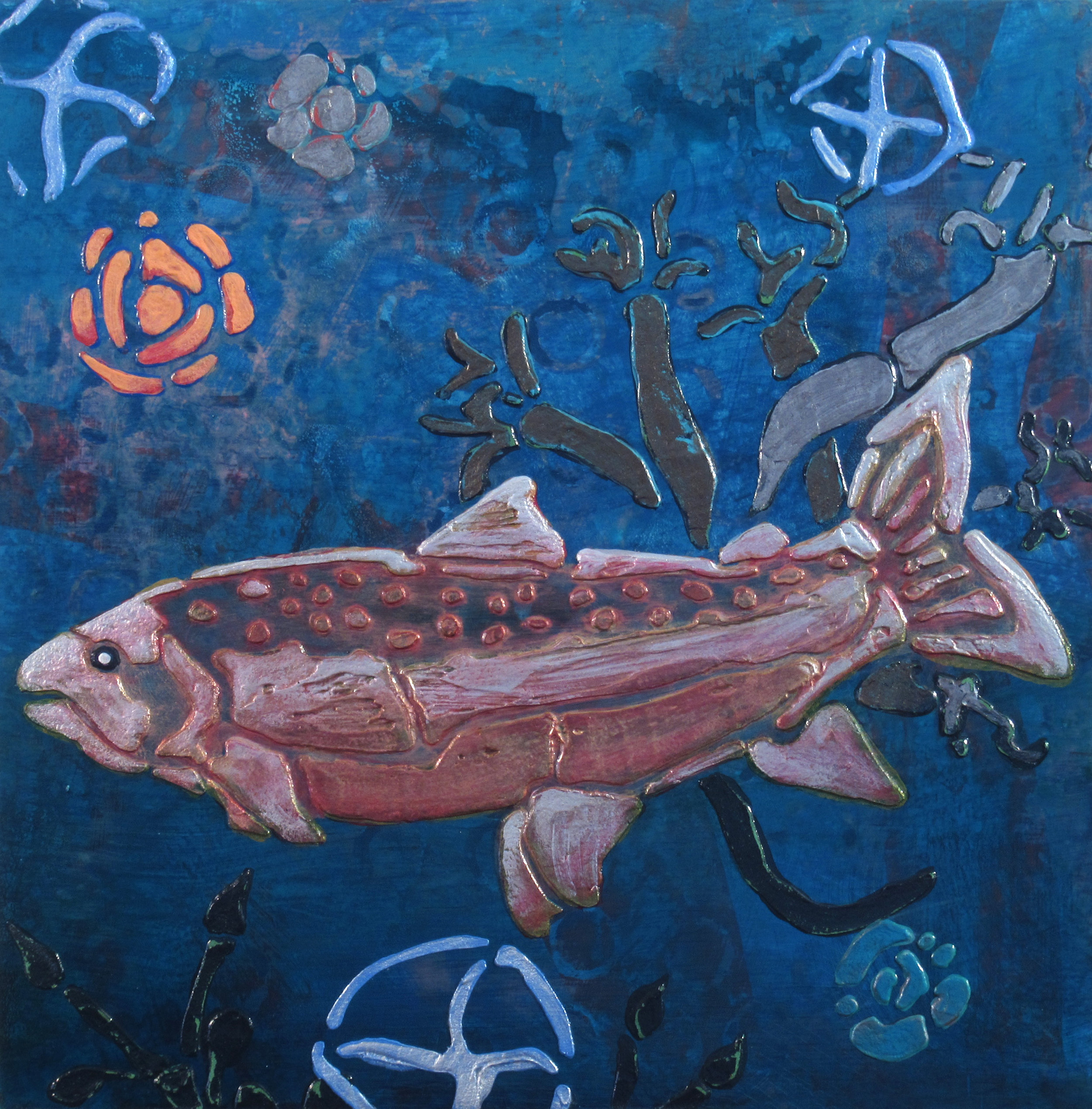 Penobscot - Salmon and Cross Jellies