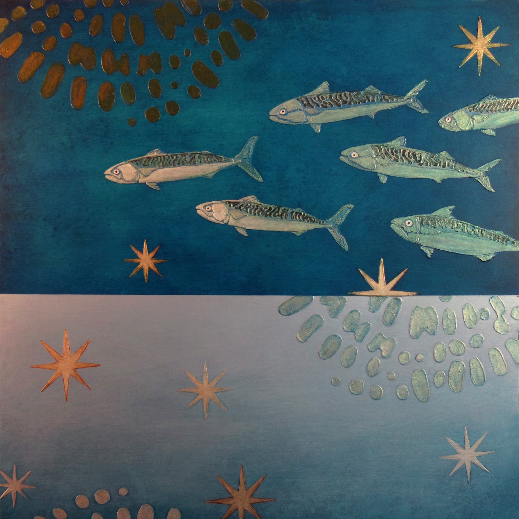 Night Swim of the Mackerel - Shimmer