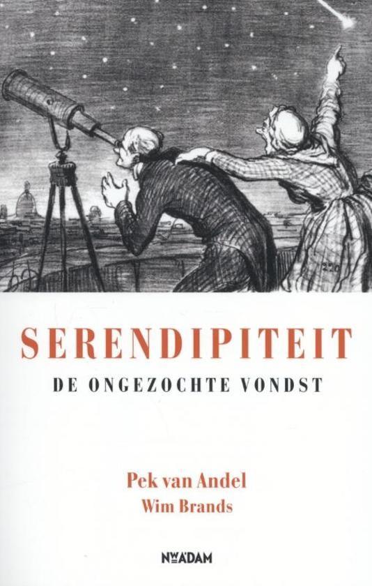 Serendipiteit Cover