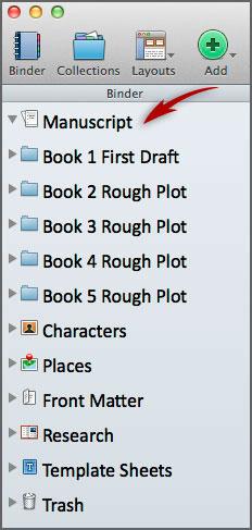 scrivener writing software 8