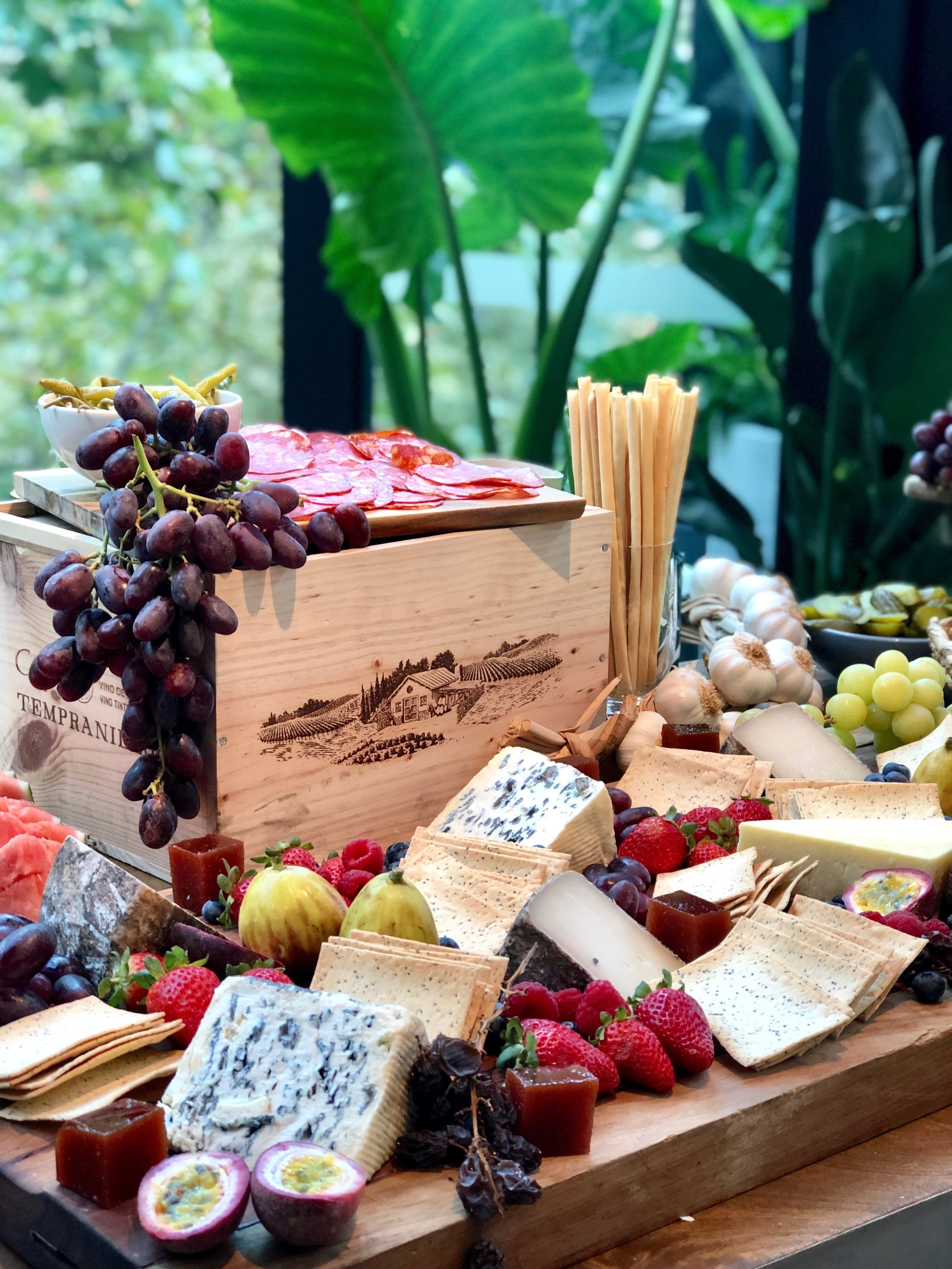 Cheese and charcuterie station.jpg