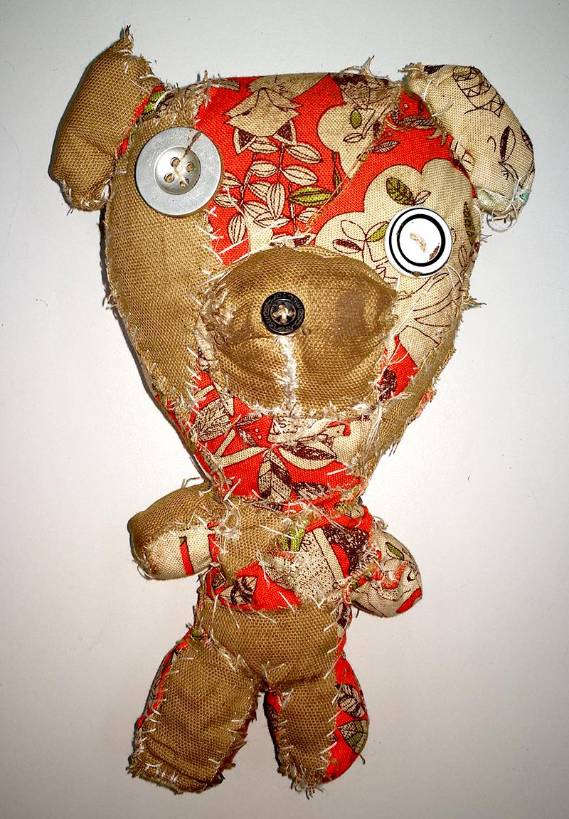 The Real Teddy Bear