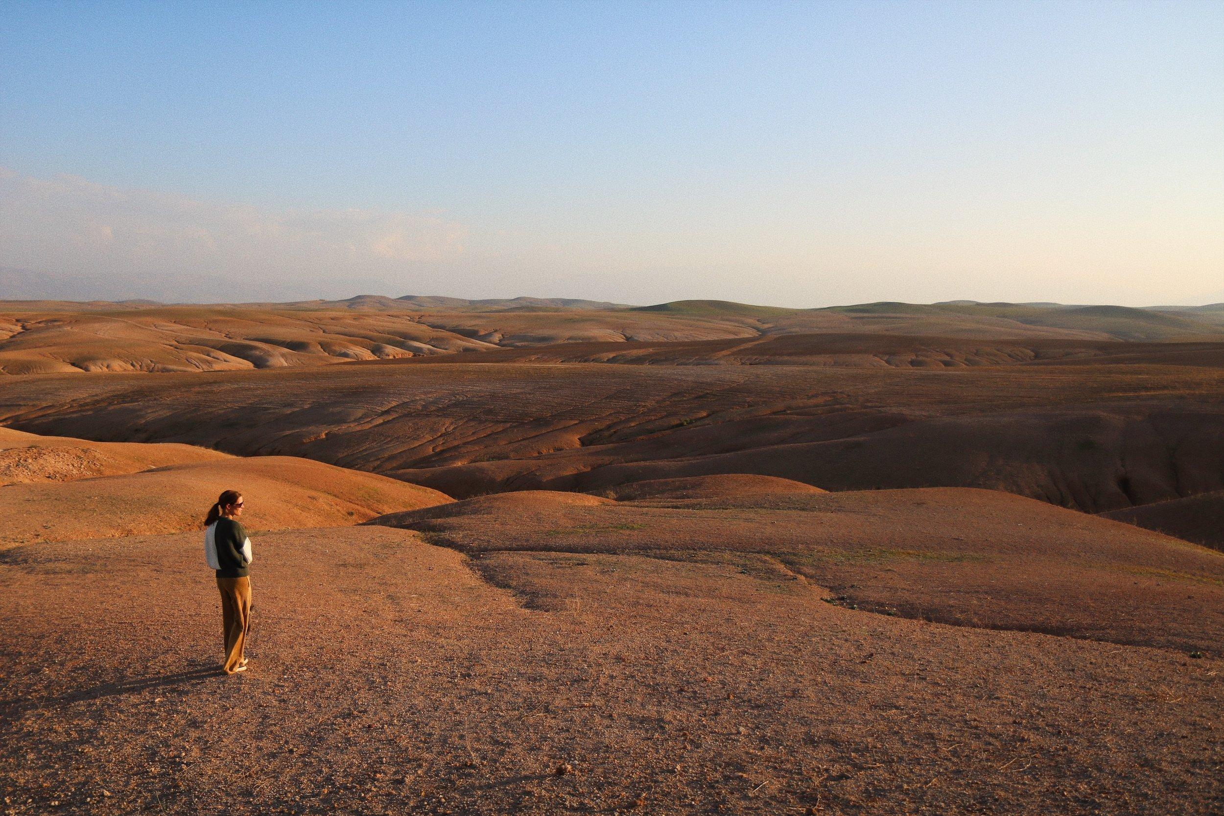 Agafy Desert