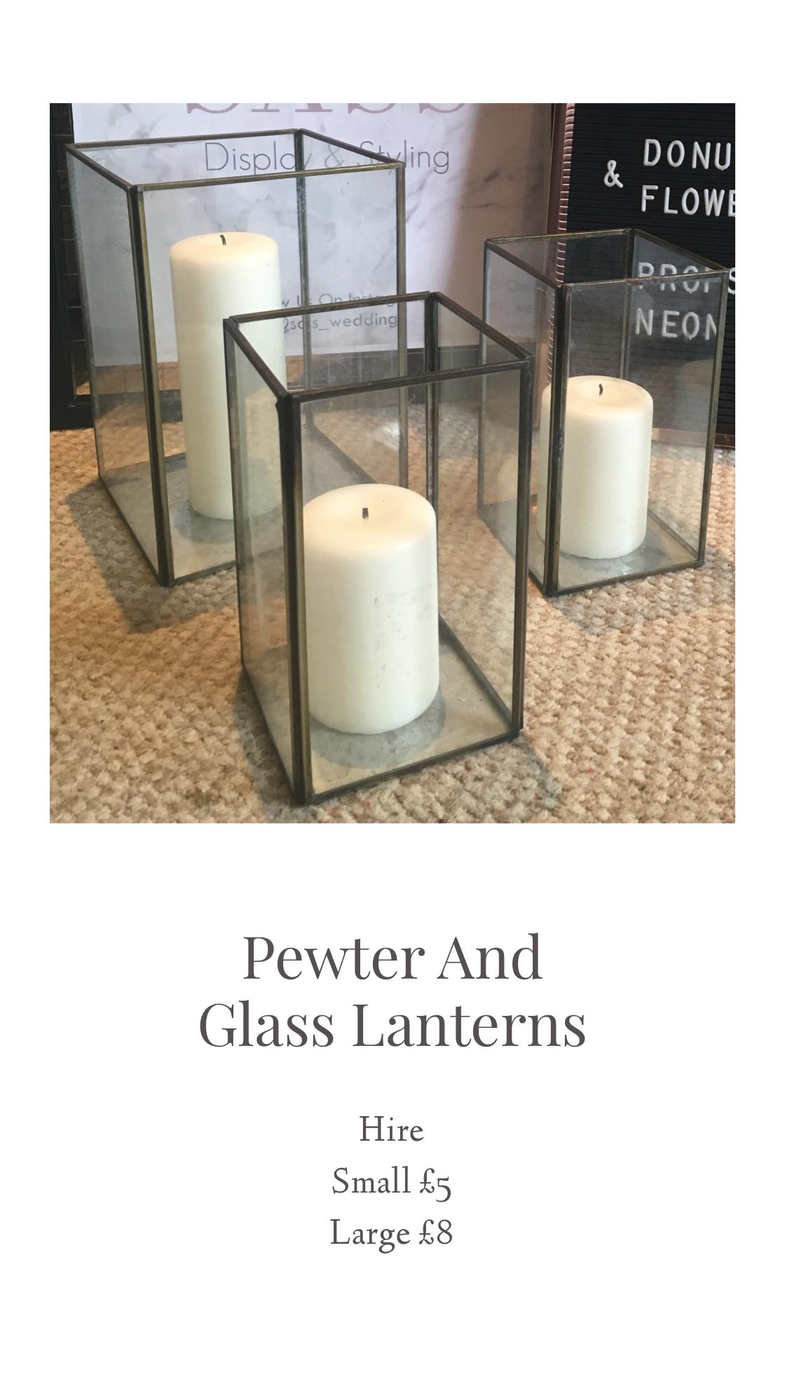 Sass Weddings, venue stylist derbyshire weddingglass lanterns.png