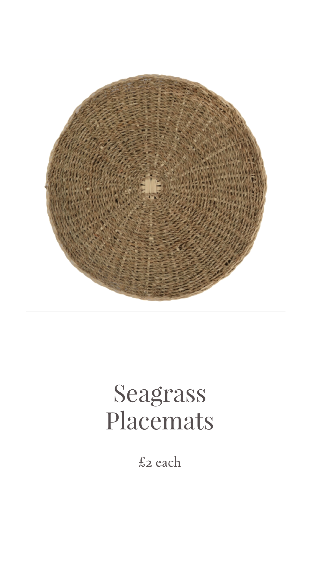 Seagrass place mat hire sass weddings.PNG