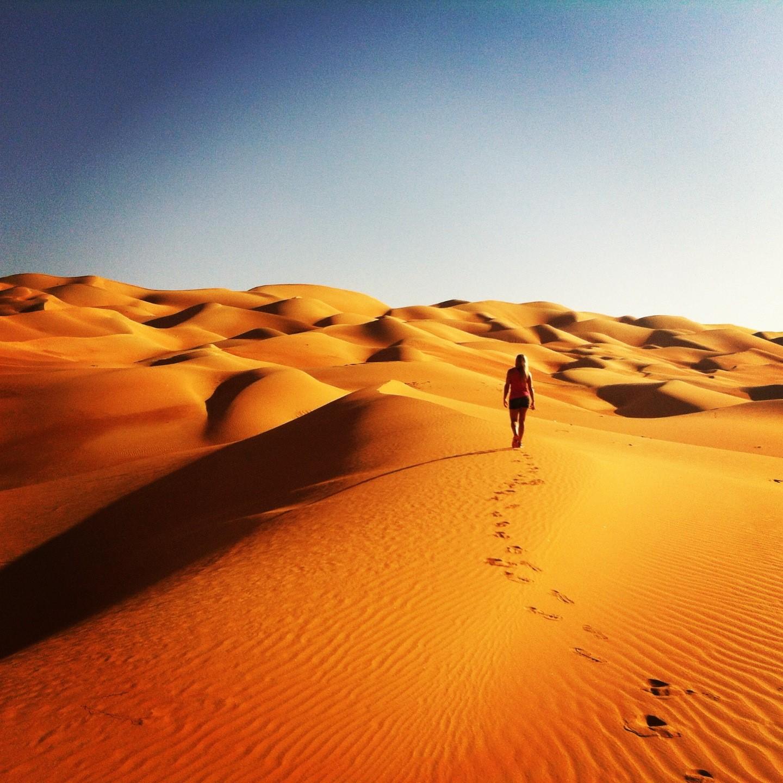 Liwa Desert -