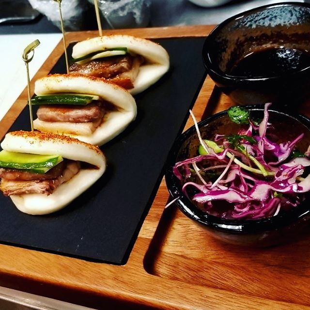 Summer menu countdown 🌷 2 DAYS - until you get to bite into this bao bun pork belly delight. Don't miss it!  #ottawa #baobuns #bao #porkbelly #tulipottawadowntown #hiltonottawadowntown #hiltonottawa #tulip #foodie #ottawafoodies #myottawa