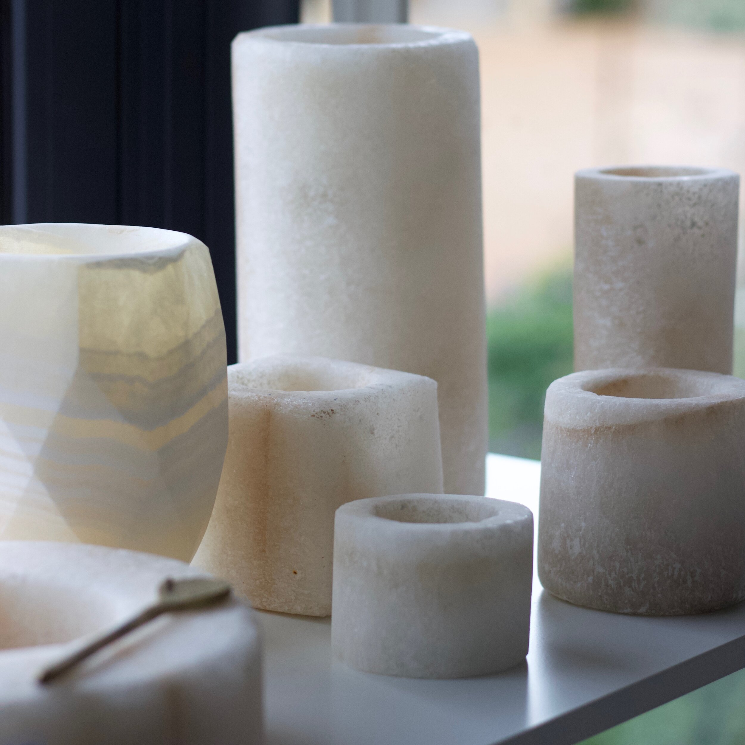 Stone Votives From £18