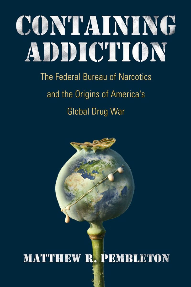 "- The story of America's ""War on Drugs"" usually begins with Richard Nixon or Ronald Reagan. In Containing Addiction, Matthew R. Pembleton argues that its origins instead lie in the years following World War II, when the Federal Bureau of Narcotics—the country's first drug control agency, established in 1930—began to depict drug control as a paramilitary conflict and sent agents abroad to disrupt the flow of drugs to American shores.U.S. policymakers had long viewed addiction and organized crime as profound domestic and trans-national threats. Yet World War II presented new opportunities to implement drug control on a global scale. Skeptical of public health efforts to address demand, the Federal Bureau of Narcotics believed that reducing the global supply of drugs was the only way to contain the spread of addiction. In effect, America applied a foreign policy solution to a domestic social crisis, demonstrating how consistently policymakers have assumed that security at home can only be achieved through hegemony abroad. The result is a drug war that persists into the present day."