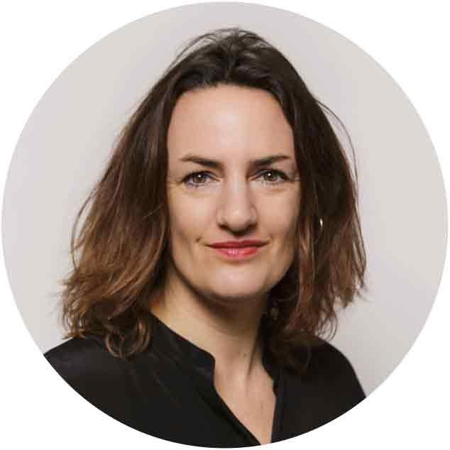 Julia Schössler (Moderation) - Schösslers