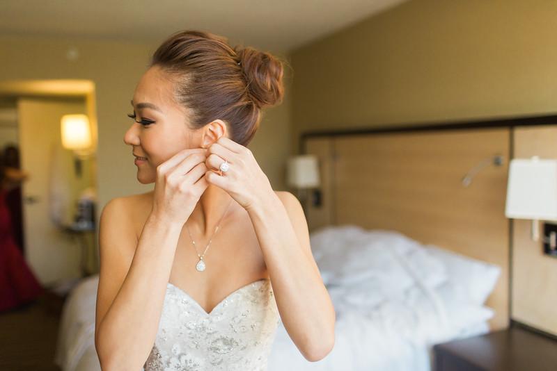 Korean Bride hair and makeup