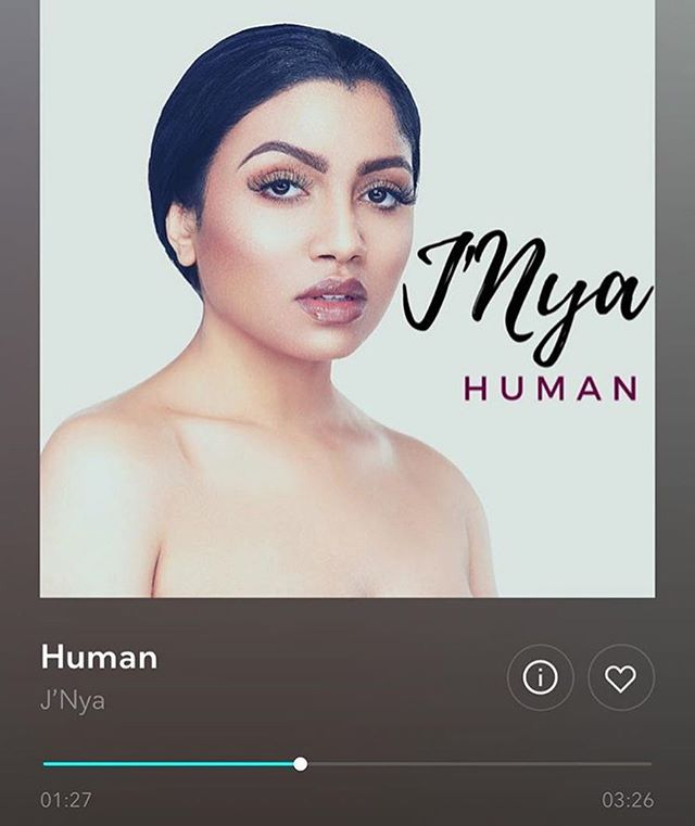 NEW MUSIC: Now available on all streaming platforms @kingjnya newest single Human 🖤✅ Mixed & Recorded: @wherethesidewalkends__  #TheTrapFactory #LinkInHerBio