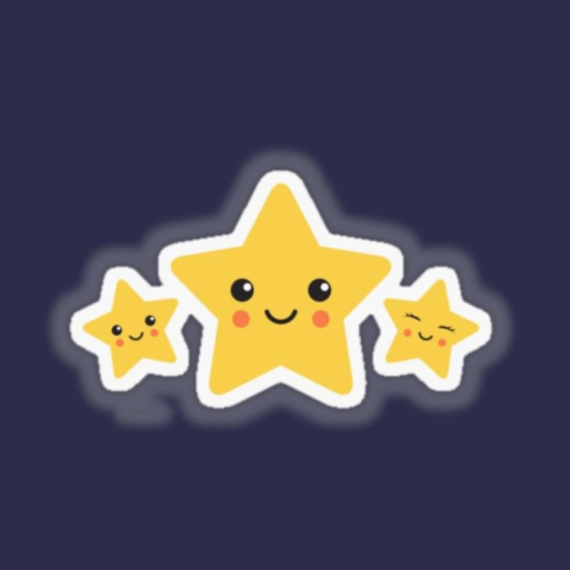 Shining Stars   (0 - Walking)