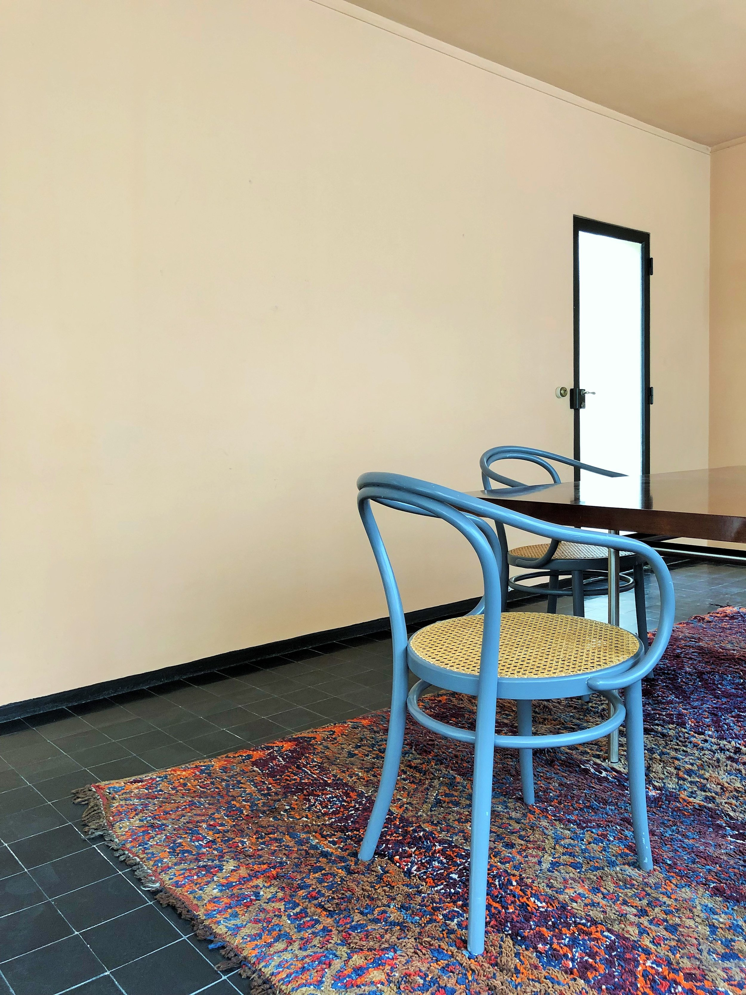 The dining room, Maison La Roche, by Le Corbusier Photograph ©The London List