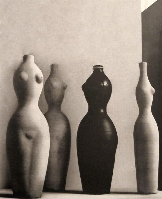 Ceramics by Georges Jouve
