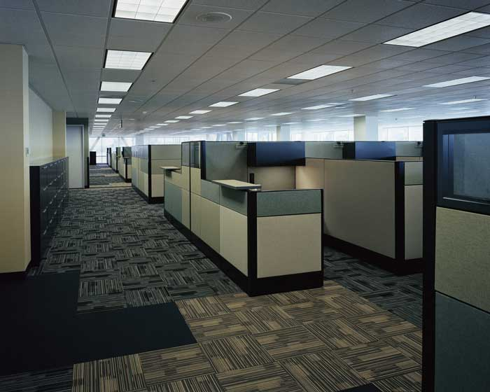 Department of Social Services - 433 prismatic troffers replaced with LED flat panels78 compact fluorescent fixtures replaced by LED wraps 3 year payback*68% Wattage reduction throughout entire office space
