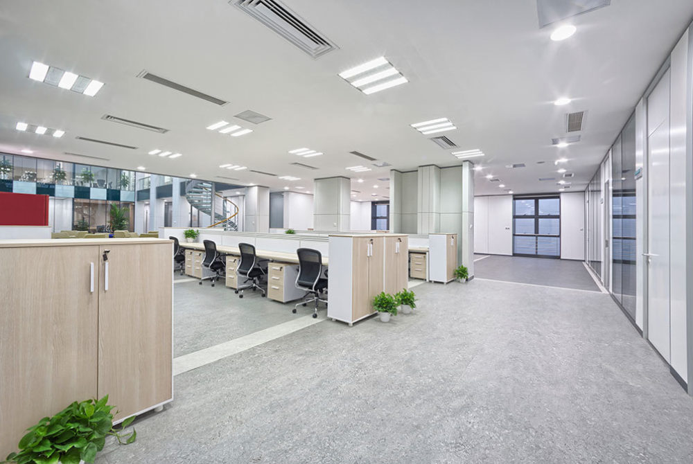 CAB/CSID - 196 Prismatic Troffers replaced with LED Flat Panels67% Wattage reduction throughout entire office space$5,600 Utility provider incentive3.3 year payback