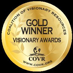 COVR gold award.png