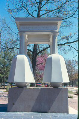 Muted Belles , 1994, University of Memphis