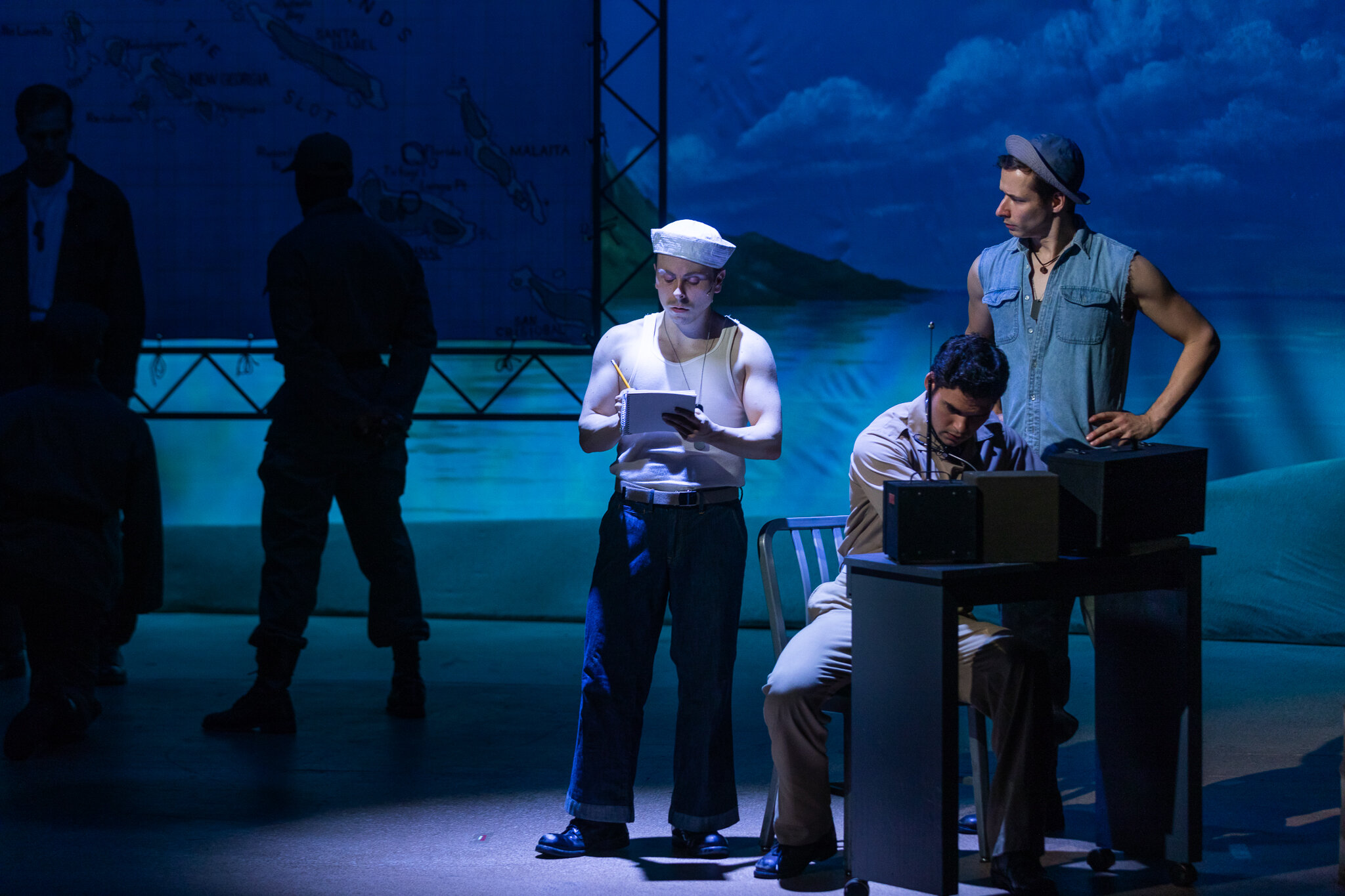 South Pacific at The Cape Playhouse