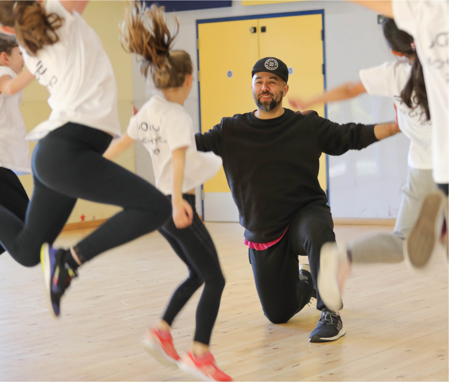 STREET DANCE CREW&TEAM - Our students have the opportunity to audition for our performance group in one of our most popular activities – Street Dance.
