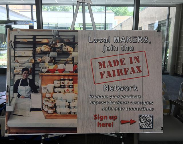 Calling all Fairfax makers!!!!