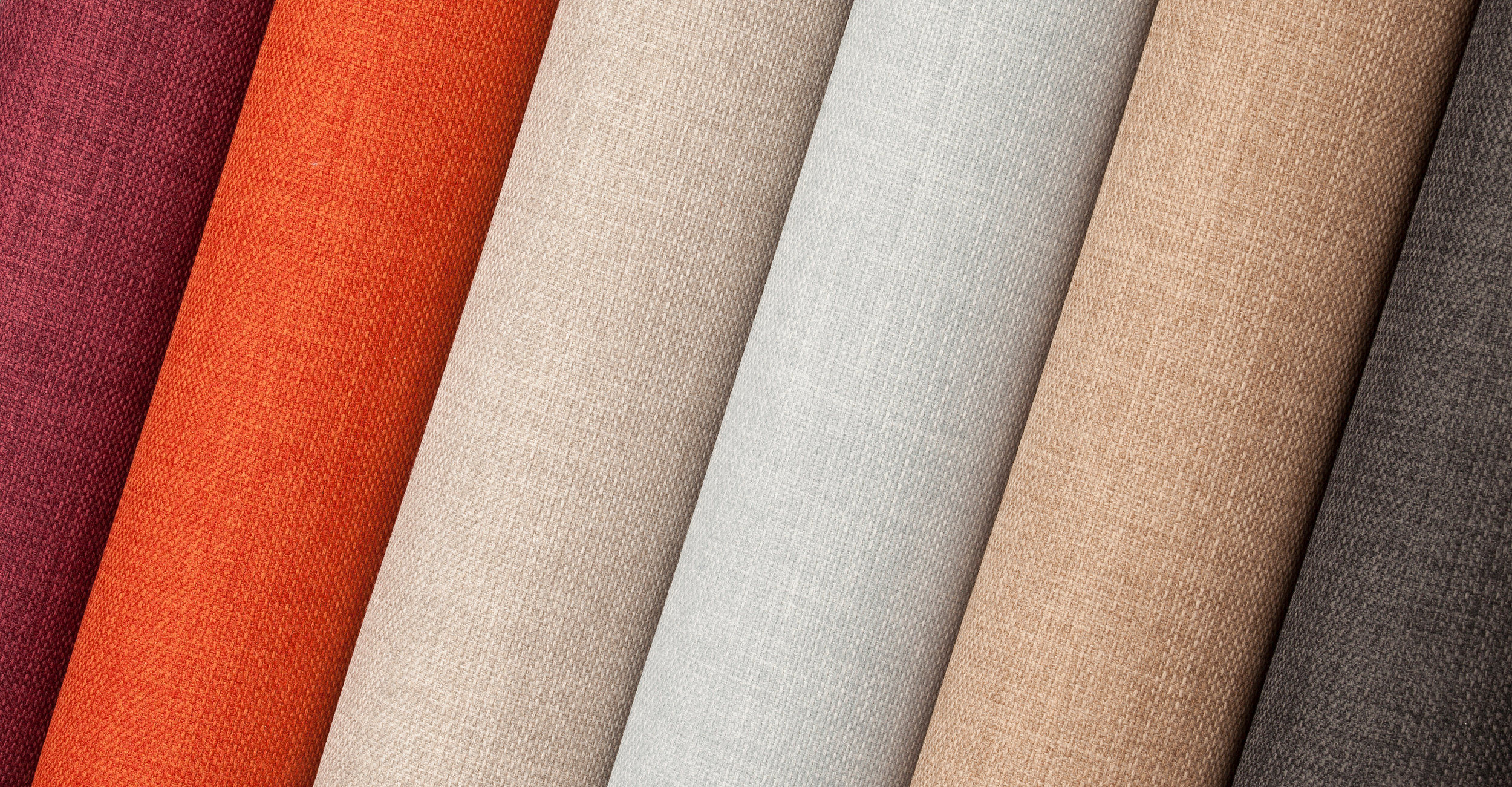 Fabric rolls image for one of the collections