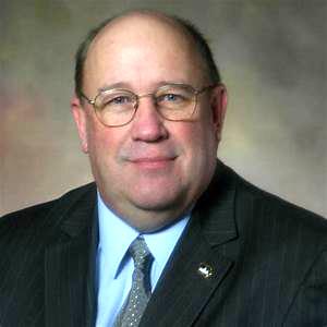 El representante republicano por el Distrito 11 (Ida y Buena Vista), Gary Worthan.