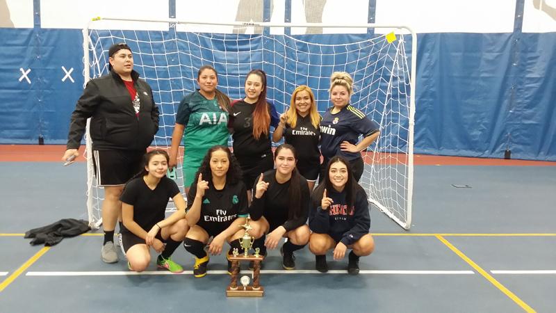 El equipo del Real Madrid femenino fue el campeón del torneo 2018-19 de la Indoor Soccer League (ISL).