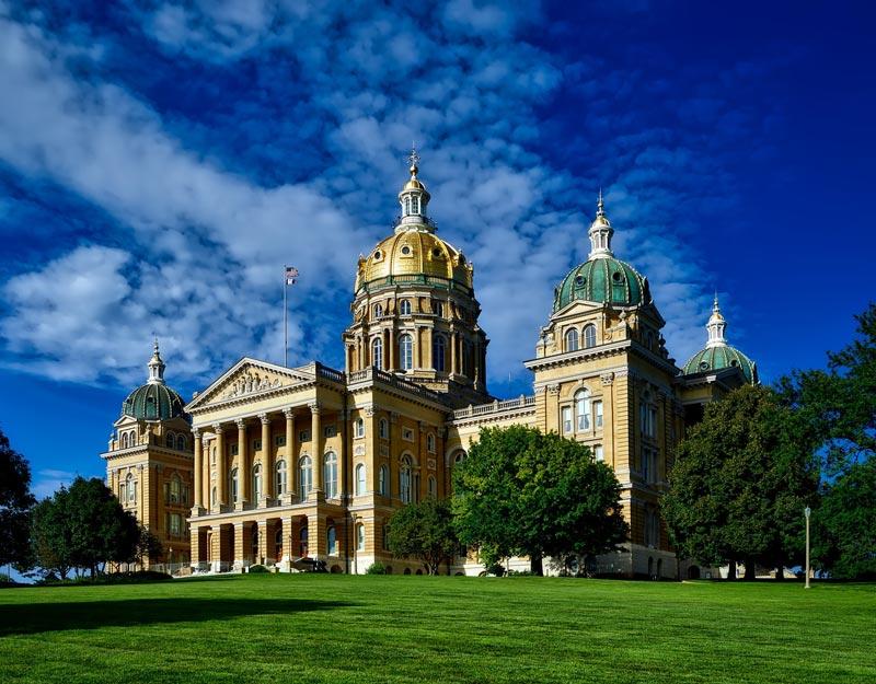 Este lunes el voto para pasar la ley del cultivo de hemp in Iowa fue aprobada desde el Capitolio de Des Moines.