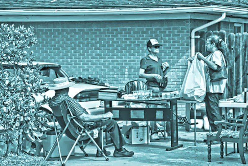 Haga dinero o visite la venta de garaje del 141 | La Prensa Iowa Hispanic Newspaper Spanish Language News