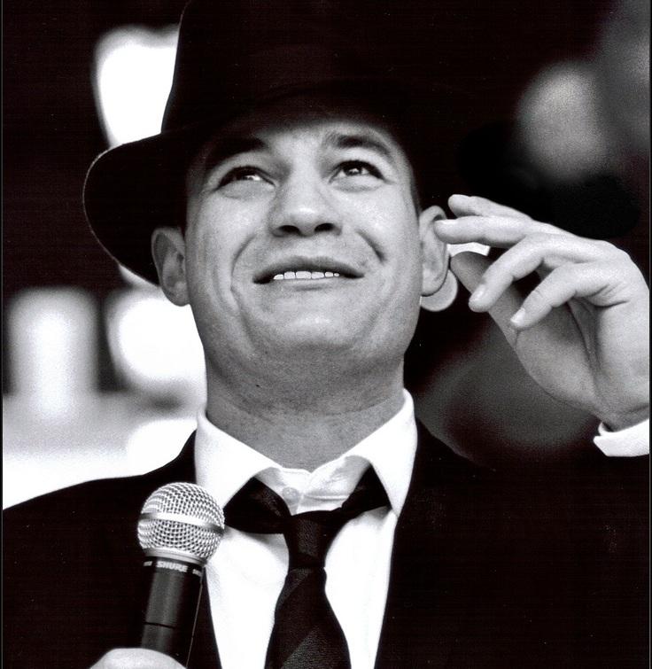 Alex Banks - Alex sings the signature tunes of Frank Sinatra & Dean Martin.www.alexbanks.co.uk
