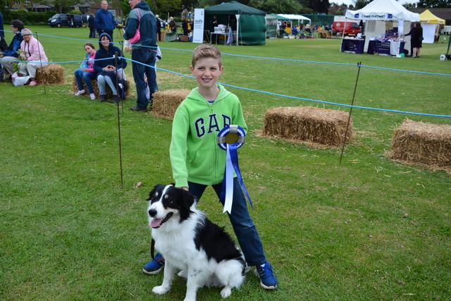 Boy and his winning dog.jpeg