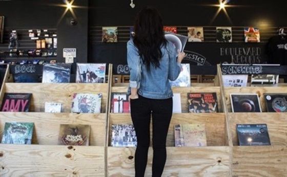 Boulevard Record Shop Opened - Located on Belmont Boulevard, our newest student-run business, Boulevard Record Shop opened on August 26th. The store sells records, vinyl accessories, and hosts shows in the evening. To read more about their grand opening: Belmont News Noble