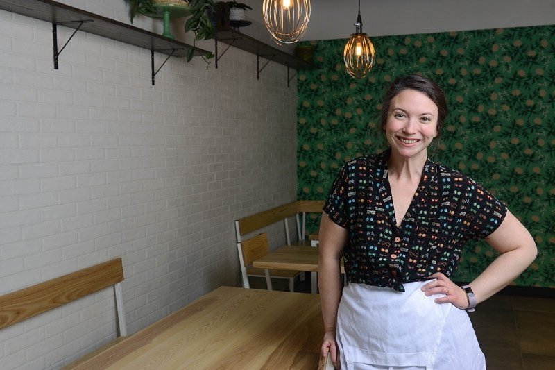 Leah Carmean - Baked On 8thLife Can Be Sweet. This Nashville bakery specializes in classic and trendy single-serve desserts as well as custom cakes and cookies.