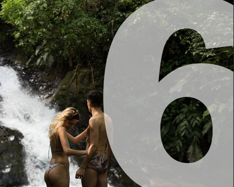 Trekking Cachoeira do Cacau - Pacote incluindo hospedagem de duas diárias para o casal+ Trekking para cachoeira do Cacau+ Café da manhã, Almoço e Jantar com as bebidasNível de dificuldade: MédioDuração: 2 a 3 horas (1 km)Valor de R$1.290, para o casal