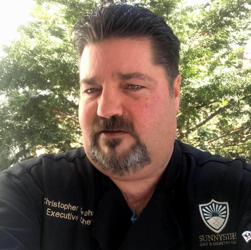 Executive-Chef-Chris-Graham-Sunnyside-Golf-and-Country-Club