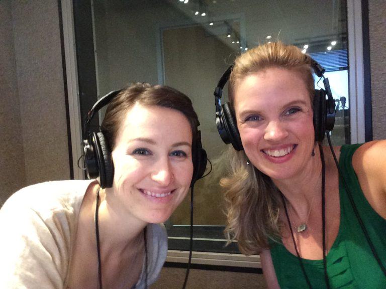 bug-chicks Kristie Reddick Jessica Honaker radio show.jpg