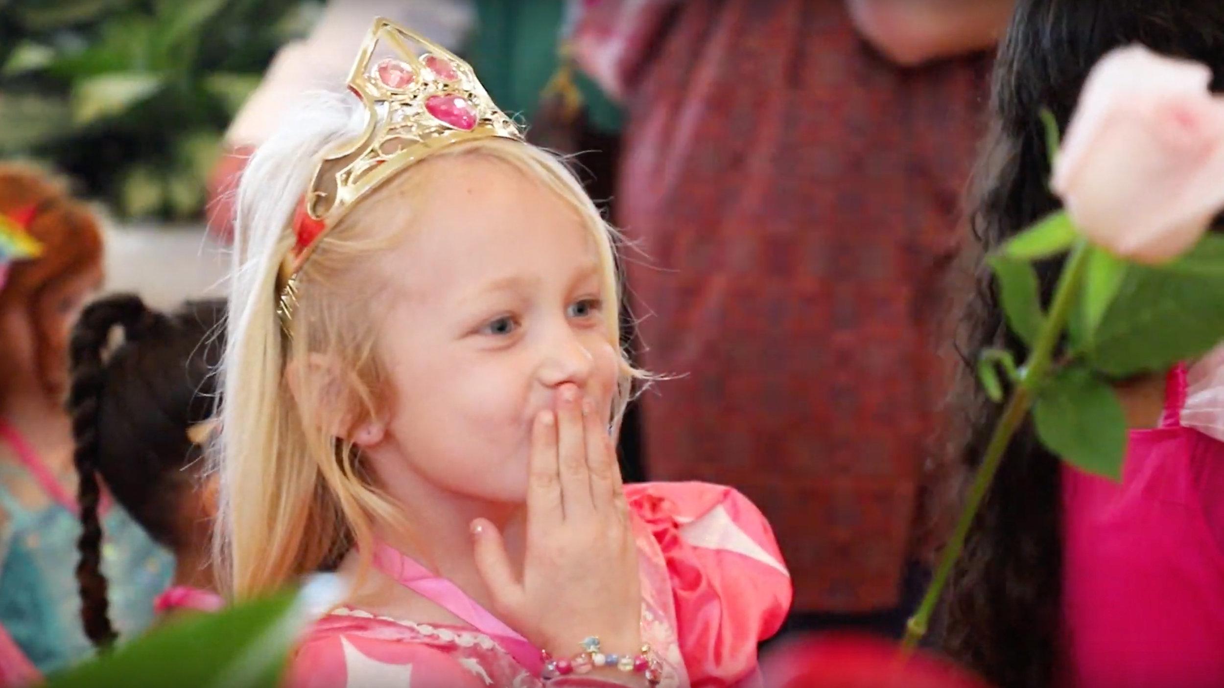 Disney Princess Tea -