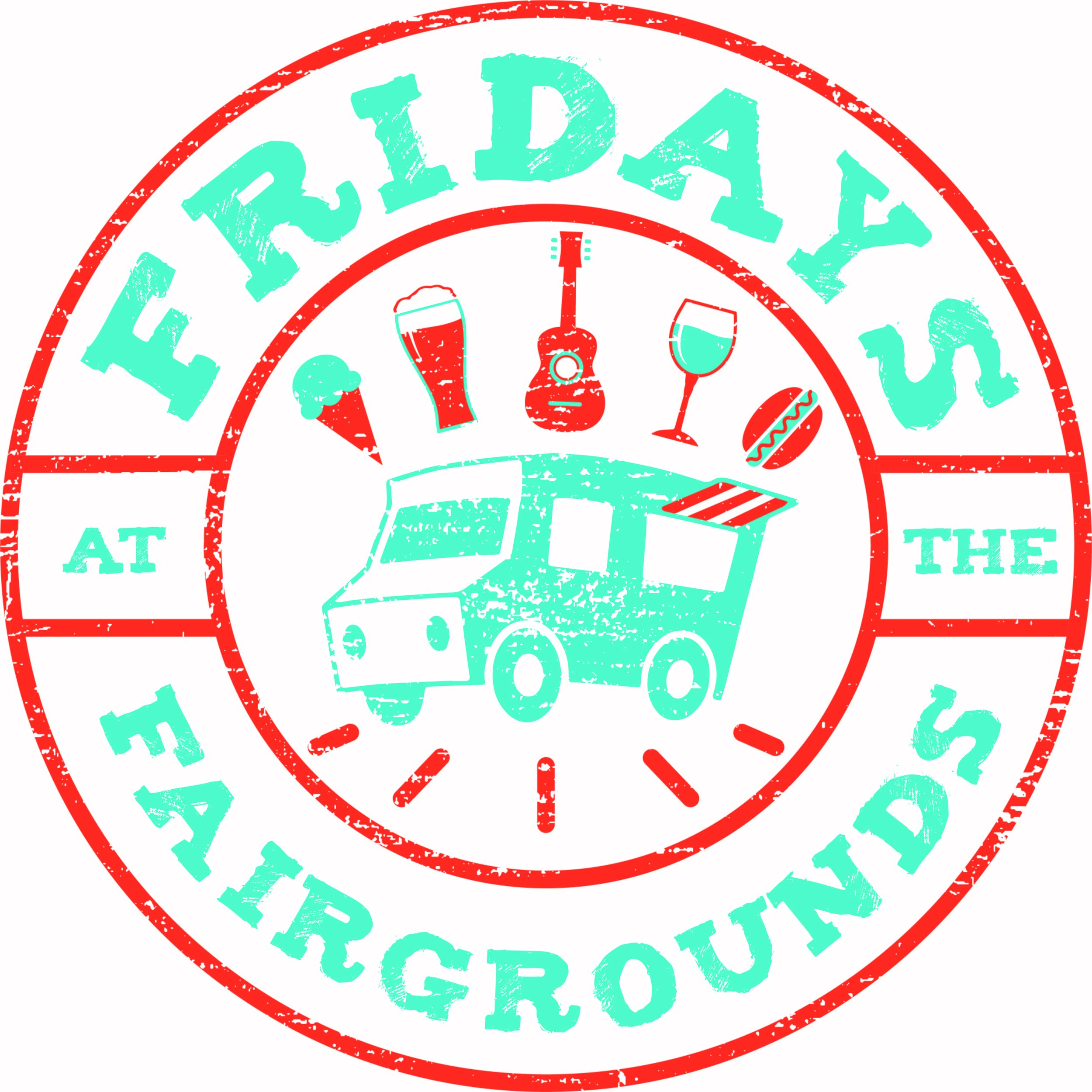 3rd friday April - October - Fridays at the Fairgrounds presents a diverse audience. It gives you the opportunity to showcase your business while building a relationship with residents and the community as a whole.
