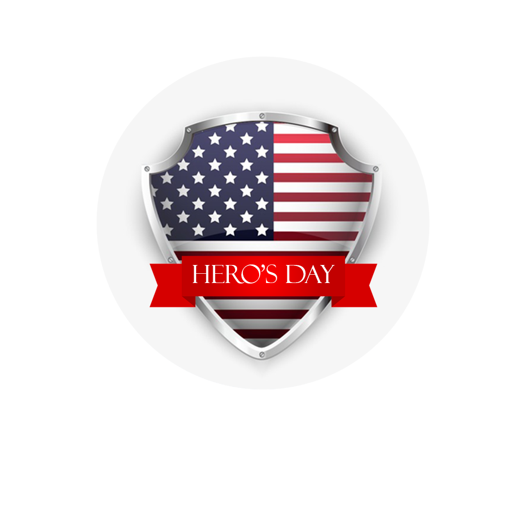 sunday, october 13hero's day - FREE RIDES: 12:30PM - 2PM (18 & under) with School Coupon