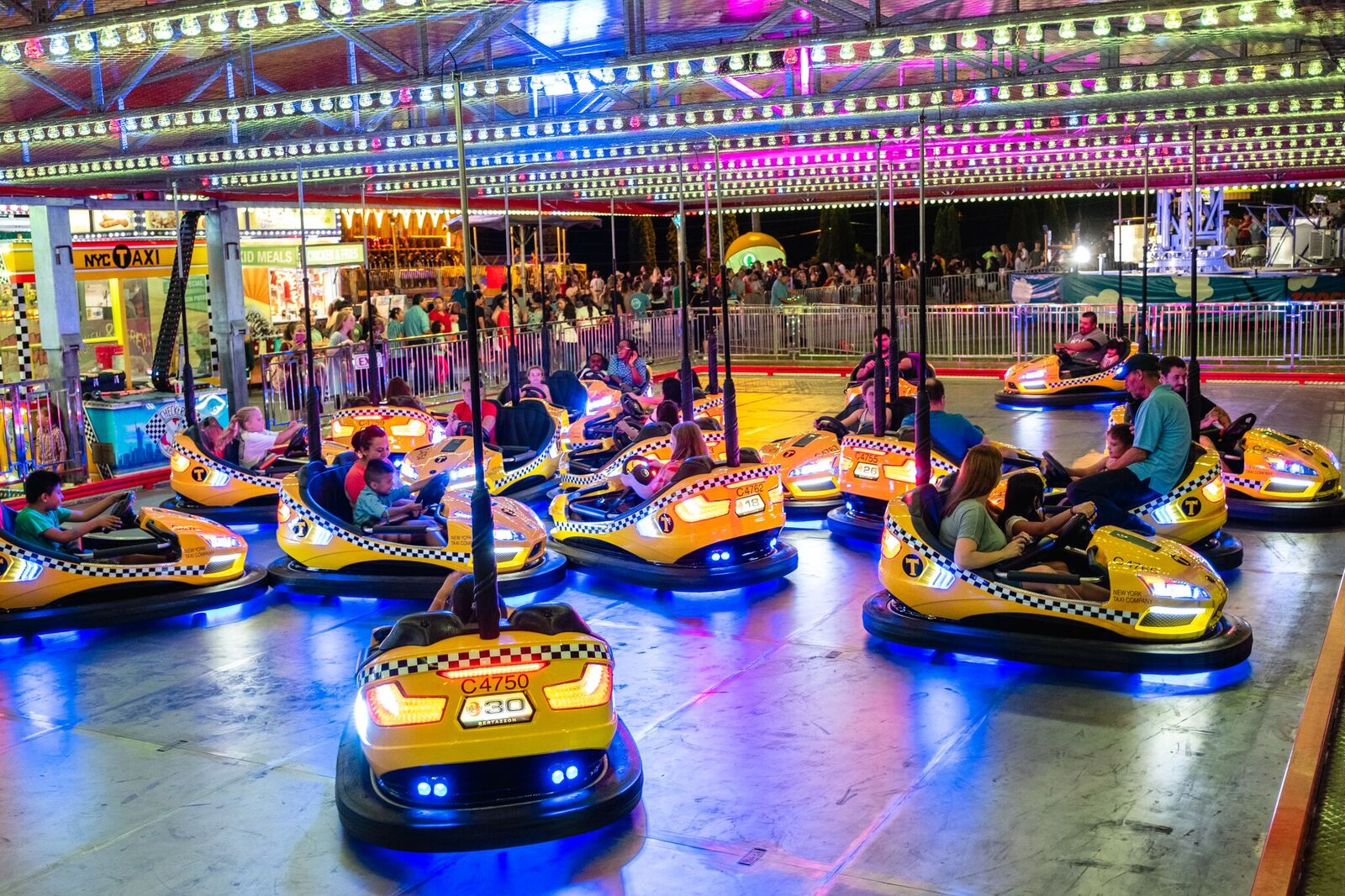 SATURDAY, OCTOBER 12 - FREE RIDES: 10AM - 11AM Pay One Price: 11AM - 3PM $30Unlimited Rides (per person) Valid until close.