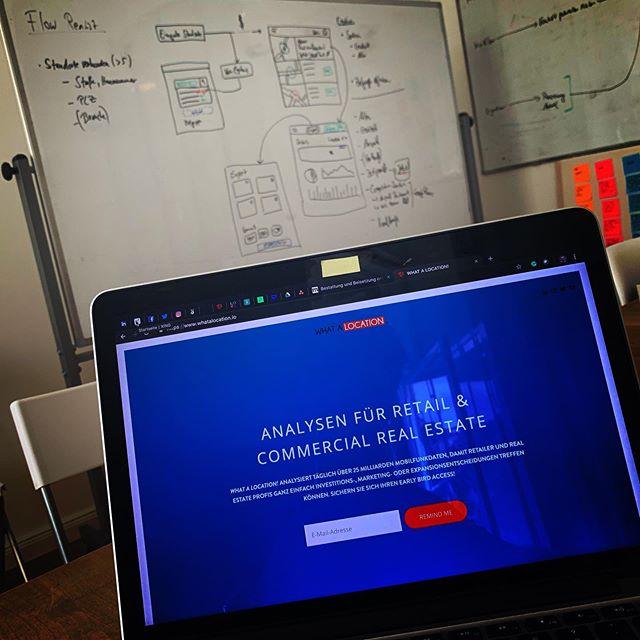 DAY 2 | Unser Ziel ist es, Standortanalysen leicht verständlich und anwendbar zu machen. Retailer, Corporates und Makler sollen Antworten auf ihre Fragen bekommen, statt nur Daten! Das Konzept des Prototypen steht und Freitag testen wir live am Kunden. Wir sind gespannt! #proptech #commercialrealestate #retail #bigdata #dashboard