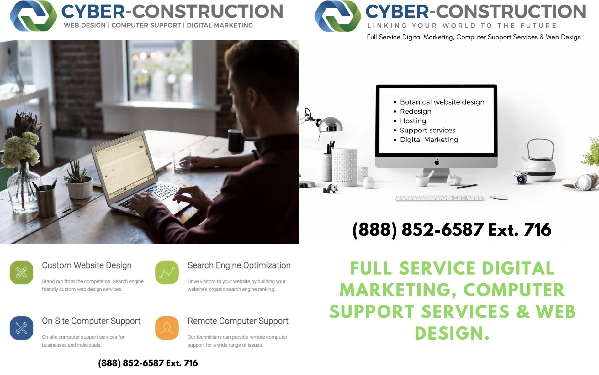 Client: Cyber Construction for Kratom Culture Magazine