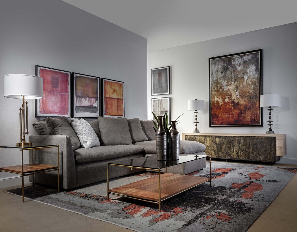 La Maison Scottsdale Luxury Home, Modern Furniture Scottsdale Az
