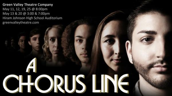 A Chorus Line - May 11th-25thExplore