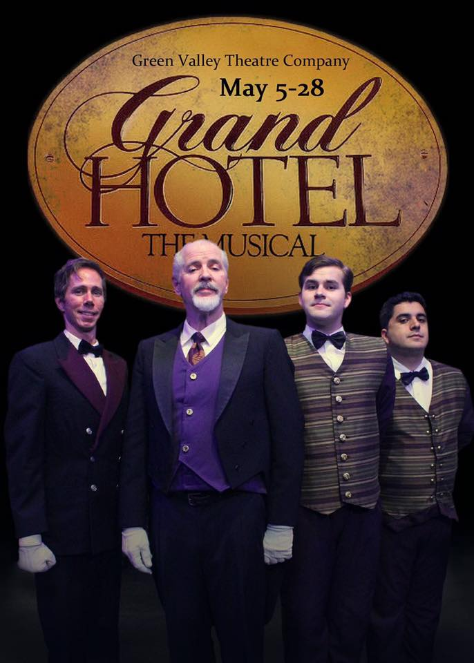 Grand Hotel - May 5th-28thExplore